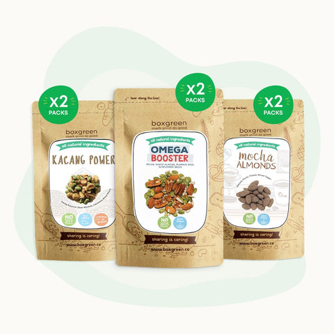 Happy Healthy Snack Bundle