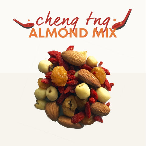 Cheng Tng Almond Mix