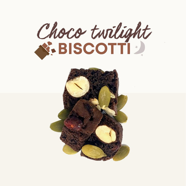 Choco Twilight Biscotti - Boxgreen
