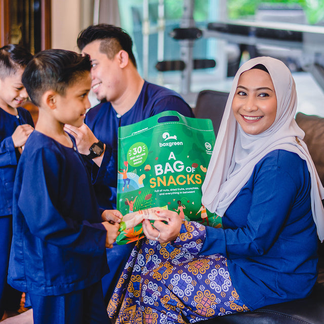 3 Raya Bag of Snacks