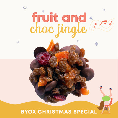 Fruit and Choc Jingle