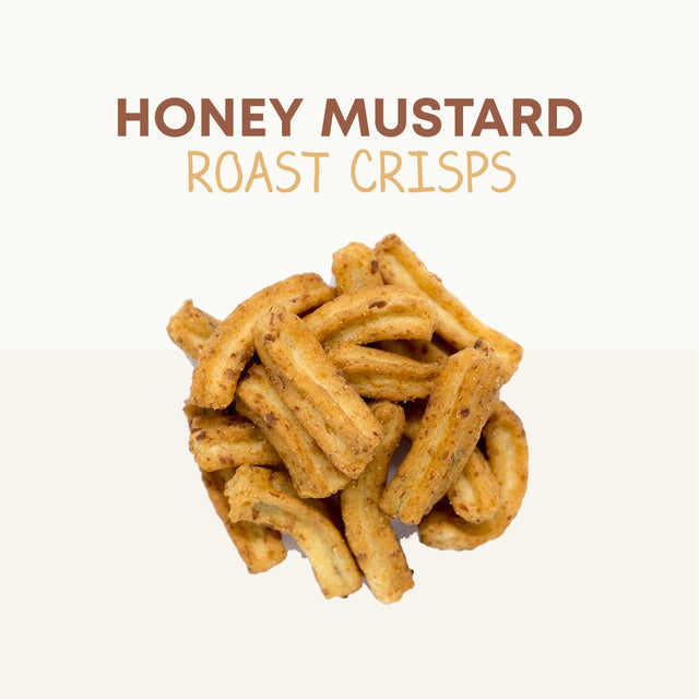 Honey Mustard Roast Crisps