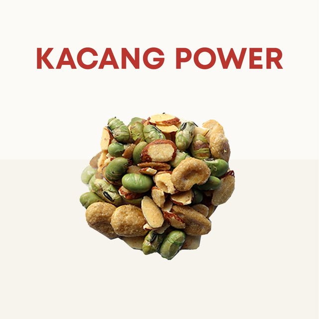Kacang Power - Boxgreen