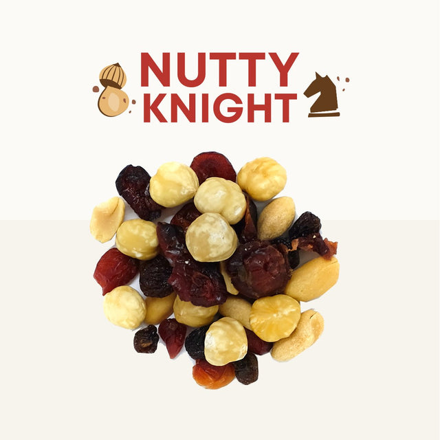Nutty Knight - Boxgreen