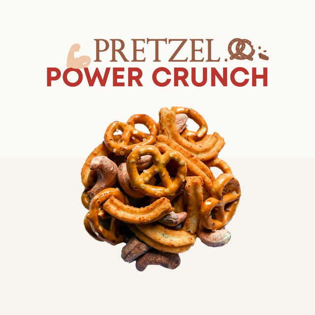 Pretzel Power Crunch