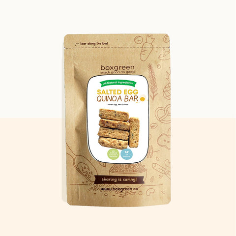 Salted Egg Quinoa Bar (FLASH SALE)