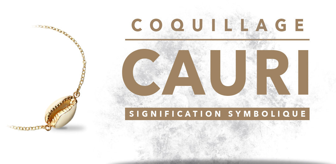 Signification coquillage Cauri