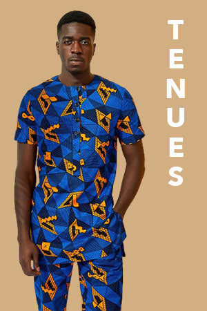 Tenue Africaine Homme