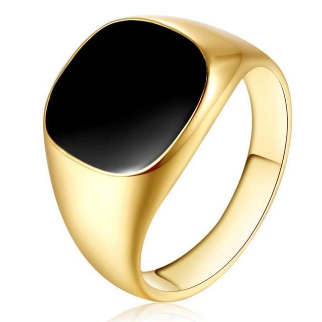 bague africaine homme or