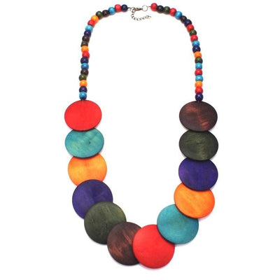 Collier Africain Fantaisie  | Afro Nation
