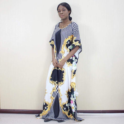 Robe Africaine Automne Chic | Afro Nation