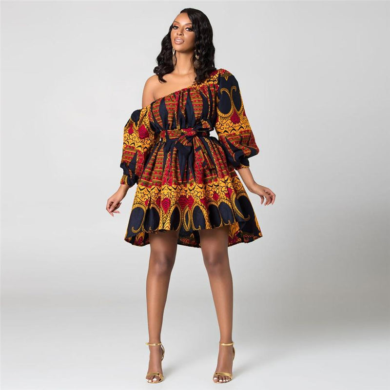 Robe Africaine Original Orange | Afro Nation