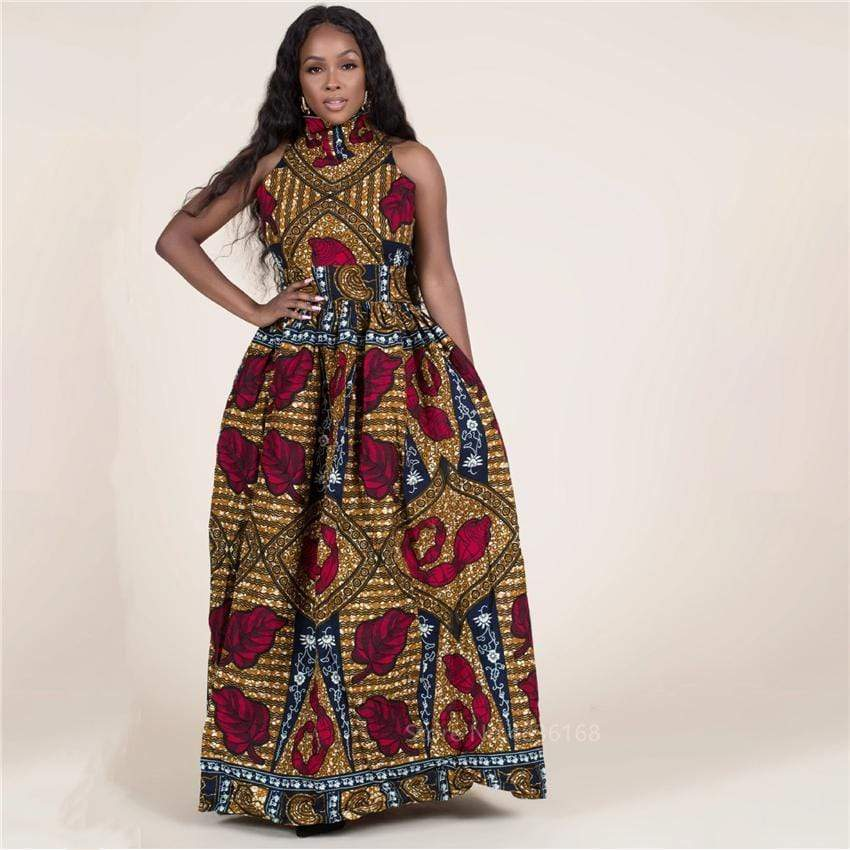 Robe Africaine Traditionnelle | Afro Nation