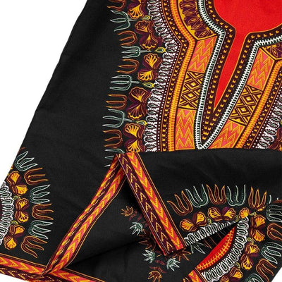 T-shirt Africain Homme Imprimé Angelina | Afro Nation
