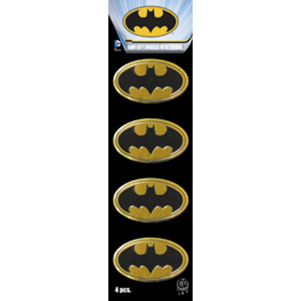 DC Comics Batman Mini Metal Stickers