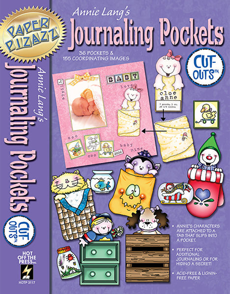 Annie Lang's Journaling Pockets