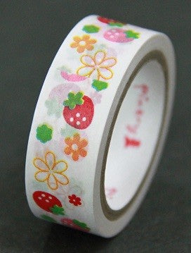 Washi Tape - Berries