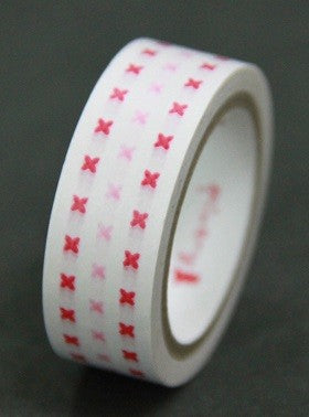 Washi Tape - Crosses