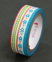 Washi Tape - Star Pattern