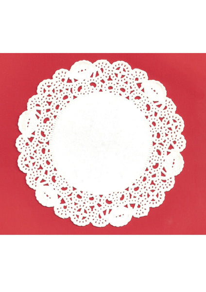 225mm Paper Lace Doiley - Pack of 10