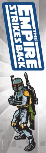 Empire Strikes Back Small Cardstock Sticker