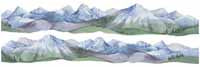 Horizons Stickers - Mountains