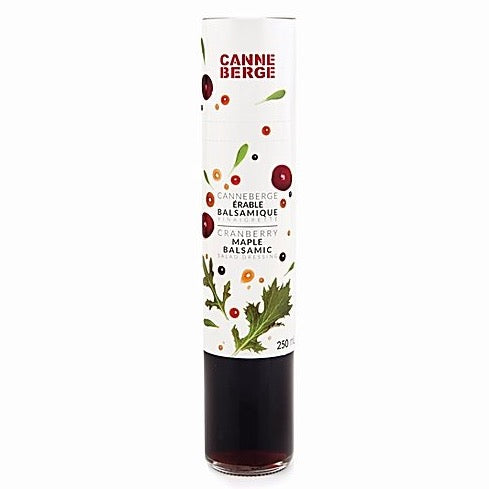 Vinaigrette canneberge/érable/balsamique (250ml) - Nutrafruit