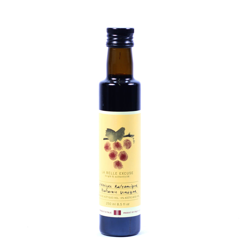 Vinaigre balsamique traditionnel 250 ml - La belle excuse
