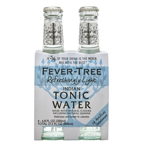 Ensemble de 4 bouteille de fever-tree