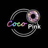 Eye Circle Lens Coco Pink Colored Contact Lenses