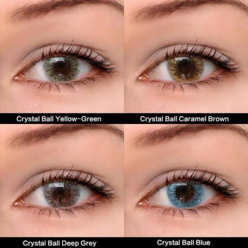 Eye Circle Lens Crystal Ball Series Contact Lens Kit