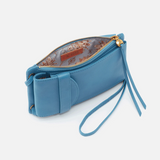 Agile Leather Organizer Crossbody Bag