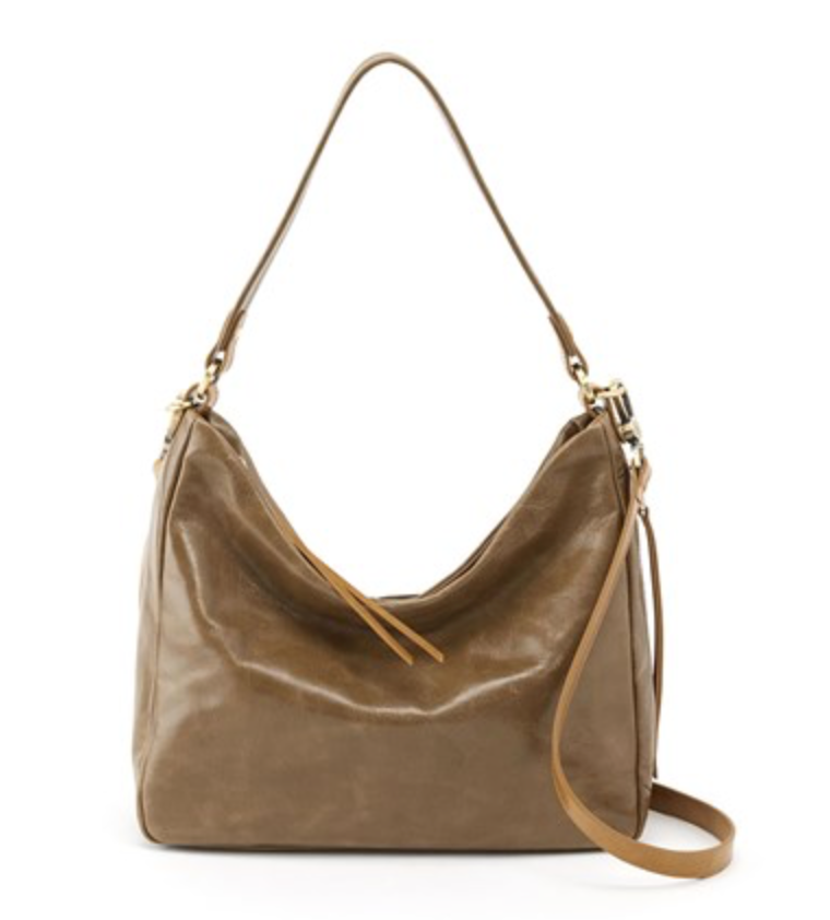 Delilah 2-Tone Crossbody/Shoulder Handbag