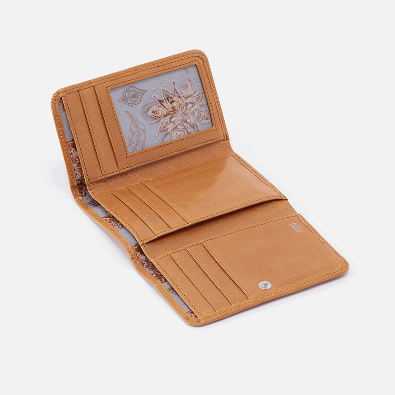 Jill Classic Fold Over Wallet