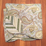 Paisley Scalloped Edge Quilt