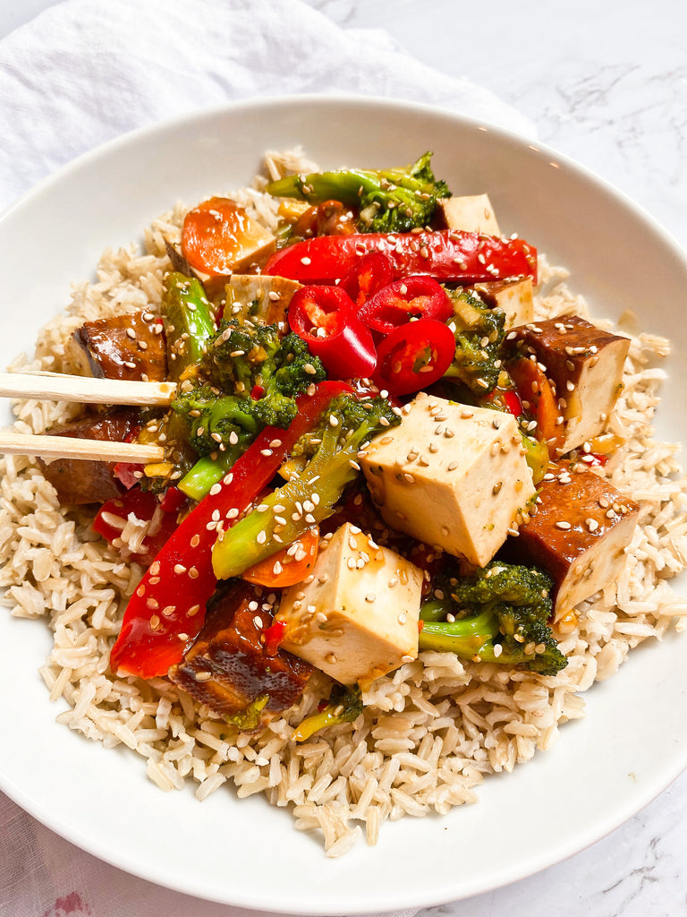 Asian-Style Take Out Stir Fry
