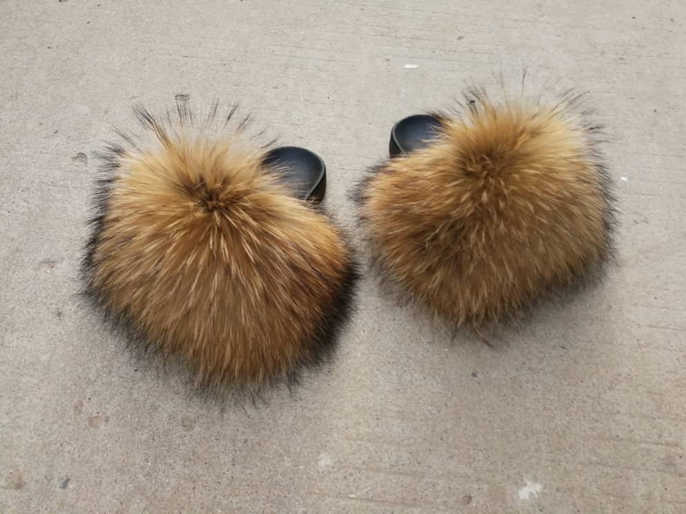 BONAFIDE FUR SLIDES