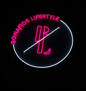 Custom Made Neon Sign