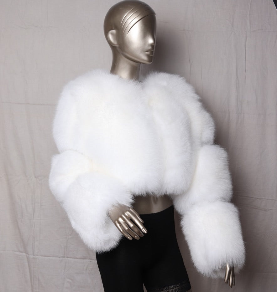 FLETCHER CROP FUR