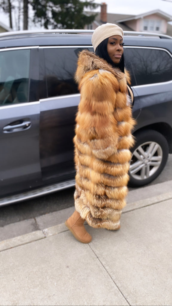 FOXXY FULL BODY FUR