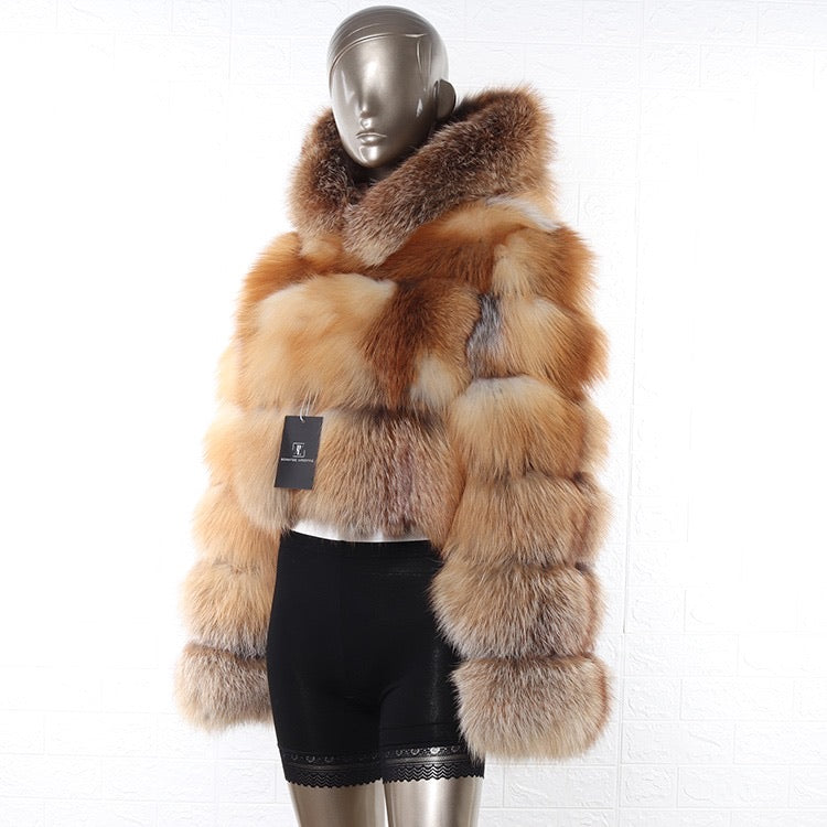 FOXXY CROPPED FUR