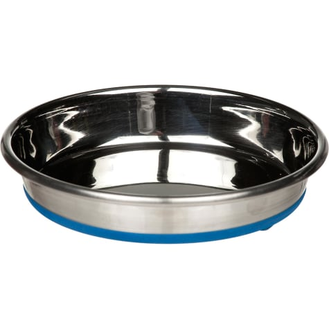 "Our Pet""s Durapet Stainless Steel Cat Bowl, 1 Cup"