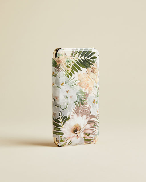 Woodland iPhone X mirror case