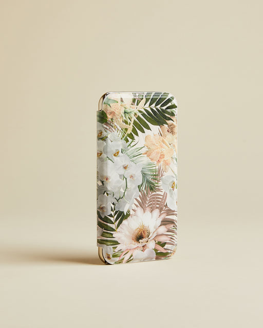 Woodland iPhone 8 mirror case