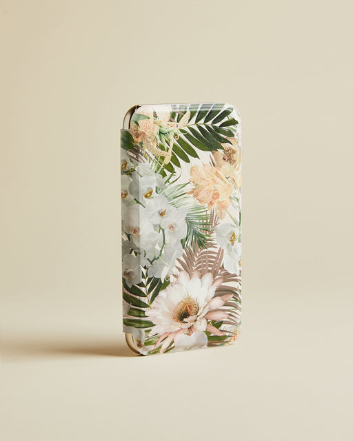 Woodland iPhone XR mirror case