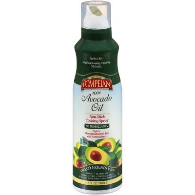 Pompeian Avocado Oil Cooking Spray - 5oz