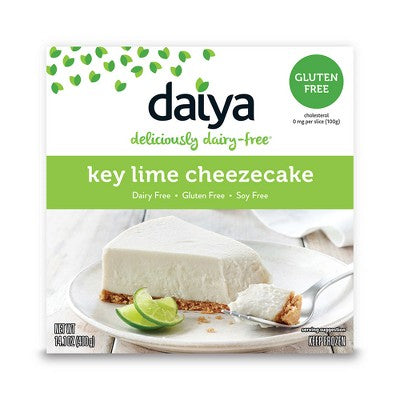 Daiya Dairy-Free Key Lime Frozen Cheezecake - 14.1oz