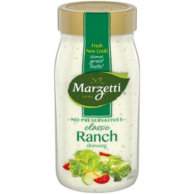T. Marzetti All Natural Classic Ranch Dressing - 15oz