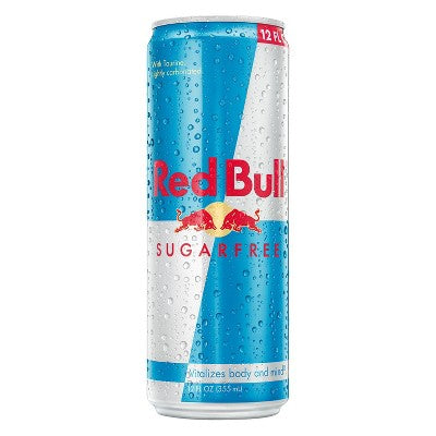 Red Bull Sugar Free Energy Drink - 12 fl oz Can