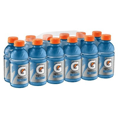 Gatorade Cool Blue Sports Drink - 12pk/12 fl oz Bottles